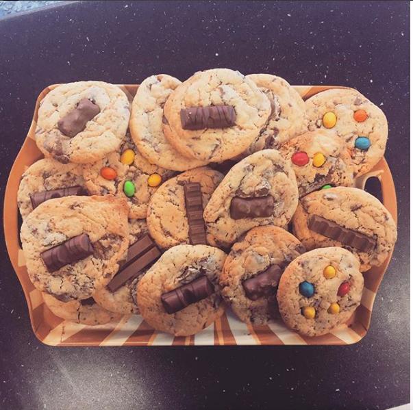 cookies recette moelleux miam