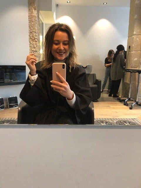 blog camillecmp avant apres extensions coiffeur