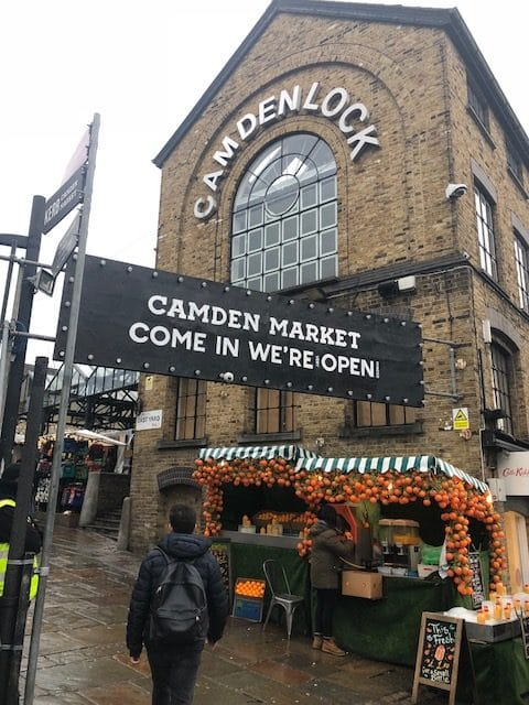 camillecmp blog londres bonsplans coppaclub primark nacmayfair camden town peggy porschen cake