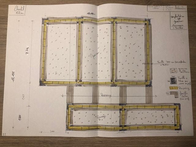 Maison Conteneurs : Plans & Conteneurs - Camille CMP